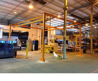 Floor Mounted